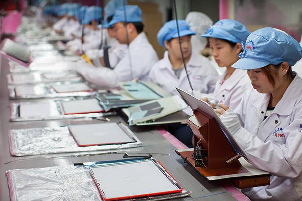 Pegatron увеличивает производство iPhone 6 для удовлетворения спроса