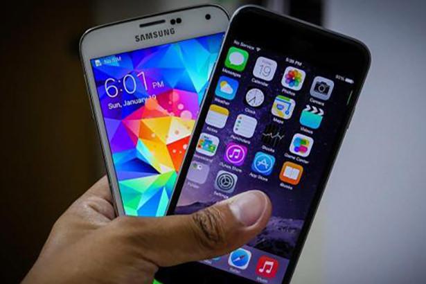 Контроль Apple над мобильным рынком в 5 раз выше, чем у Samsung
