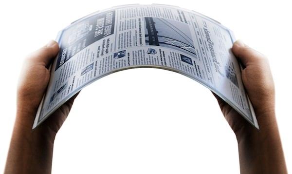 Samsung гибкий дисплей