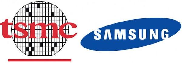 TSMC Samsung