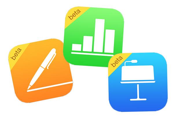 Облачный офисный пакет iWork для iCloud обновился и получил поддержку новых языков