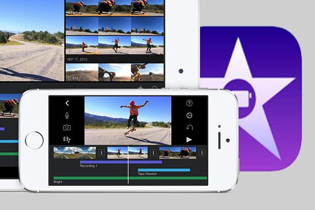 Приложение iMovie для iOS обновилось и получило поддержку iCloud
