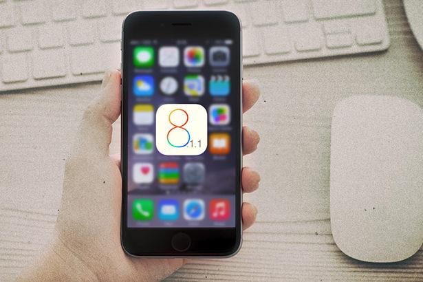 Релиз фильной версии iOS 8.1.1 состоится в ближайшие несколько дней