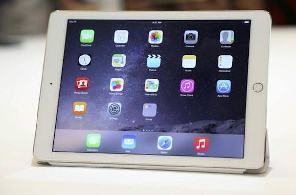 iPad Air 2 Gold 4