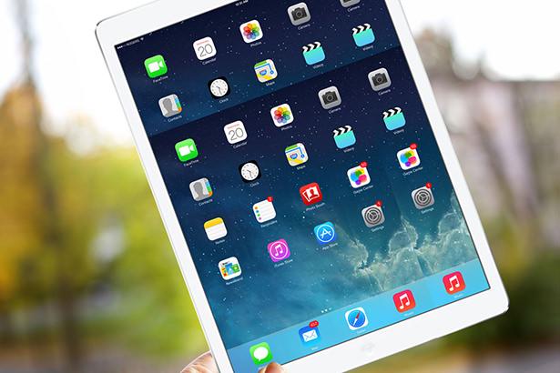 iPad Pro будет обладать 12,2-дюймовый дисплей и корпусом толщиной 7 мм