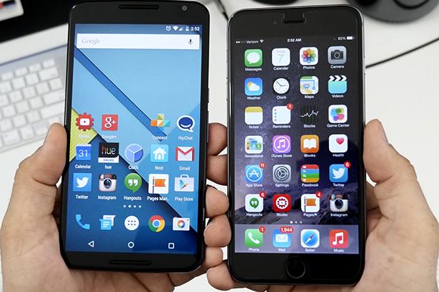 iPhone 6 Plus или Nexus 6, что выбрать?