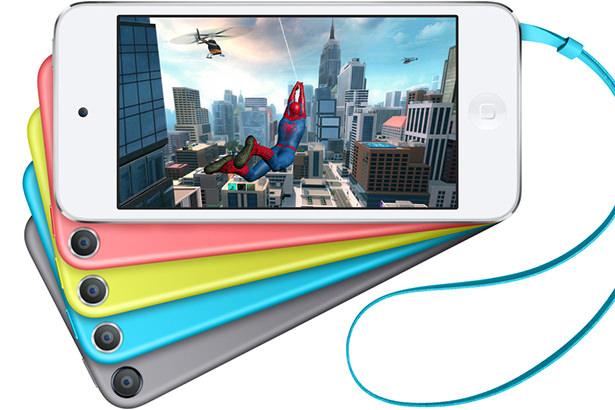 Apple выпустит новое поколение iPod Touch весной 2015 года