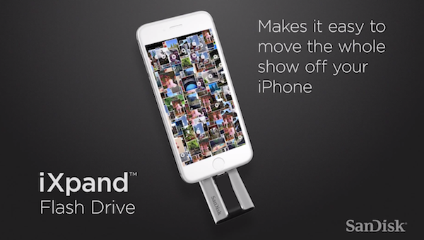 iXpand Flash Drive 2