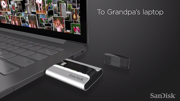 iXpand Flash Drive 3