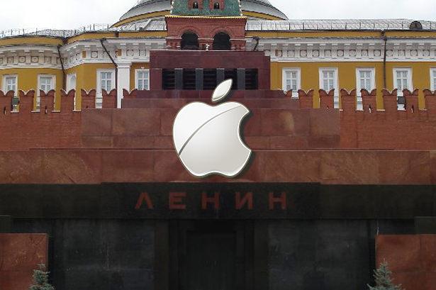 На следующей неделе техника Apple в России существенно подорожает