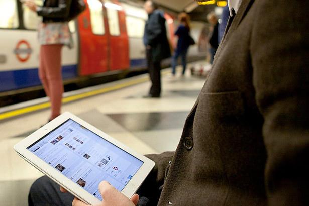 На Серпуховско-Тимирязевской и Бутовской линиях метро появился Wi-Fi