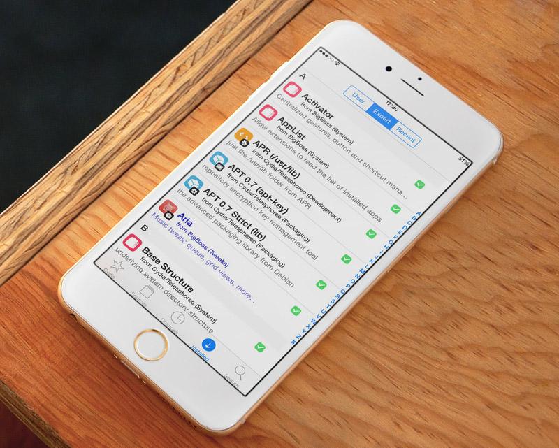 Твик AdvancedSettings8 из Cydia позволяет разблокировать скрытые настройки iOS 8