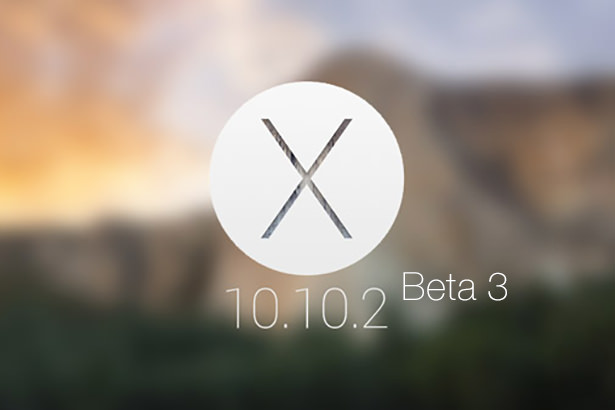 Apple выпустила OS X 10.10.2 Beta 3 для iMac, MacBook, Mac mini и Mac Pro