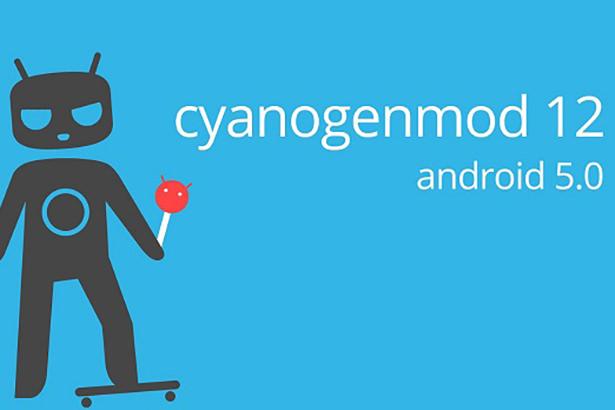 В сети появились скриншоты CyanogenMod 12 на основе Android Lollipop с дизайном Material