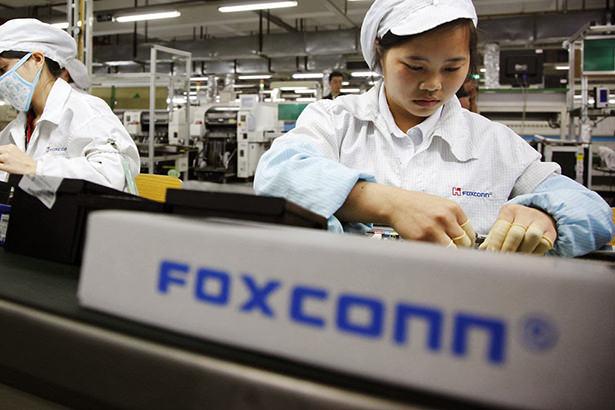 Foxconn строит новый завод по производству сапфировых стекол для продукции Apple