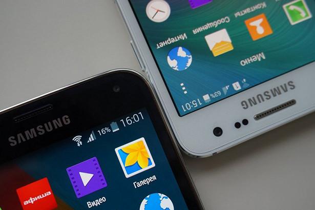 Металлический смартфон Samsung Galaxy A5 подешевел на 30% за несколько дней