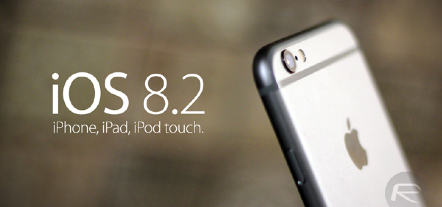 Apple выпустила iOS 8.2 Beta 3