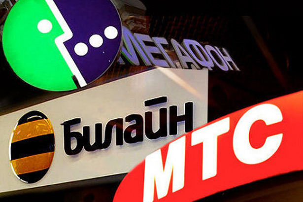 Сотовые операторы поднимают цены на роуминг из-за падения рубля