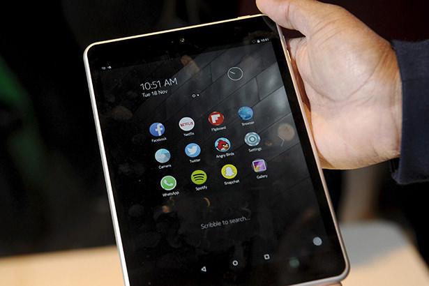 Копия iPad mini: планшет Nokia N1 начнет продаваться в январе