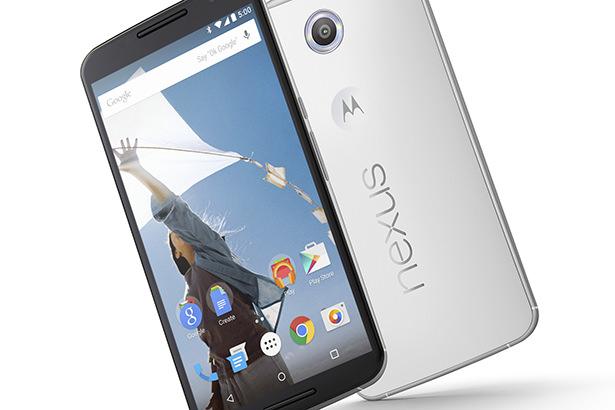 Nexus 6 мог получить модуль сканера отпечатков пальцев
