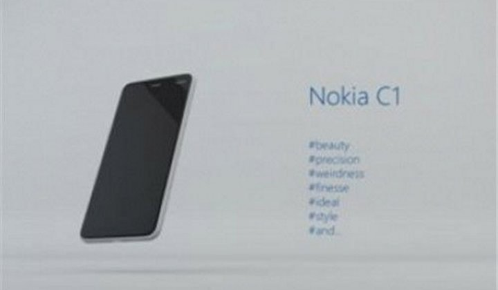 Nokia С1