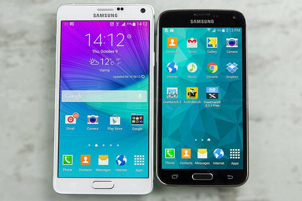 Какие смартфоны Samsung обновятся до Android 5.0 Lollipop в ближайшее время?