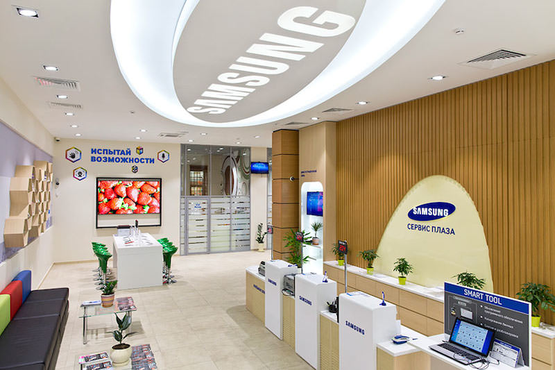 Samsung Russia