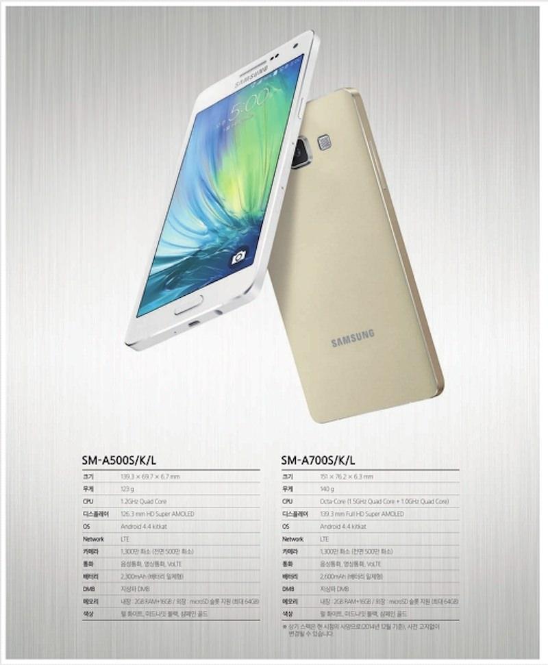 Смартфон Samsung Galaxy A7 2