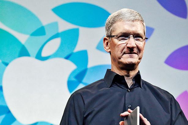 Тим Кук занял третье место в рейтинге самых влиятельный людей мира