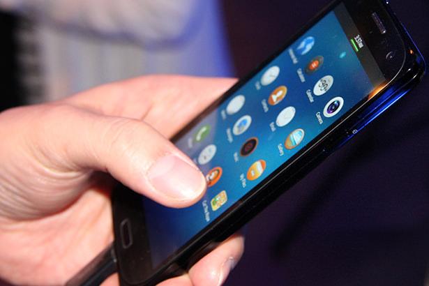 Samsung Z1: первый смартфон на операционной системе Tizen