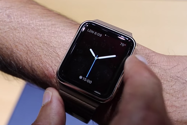 Журналисты продемонстрировали работу смарт-часов Apple Watch