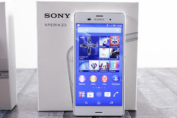 Sony подняла цены на линейку Xperia Z3 в России