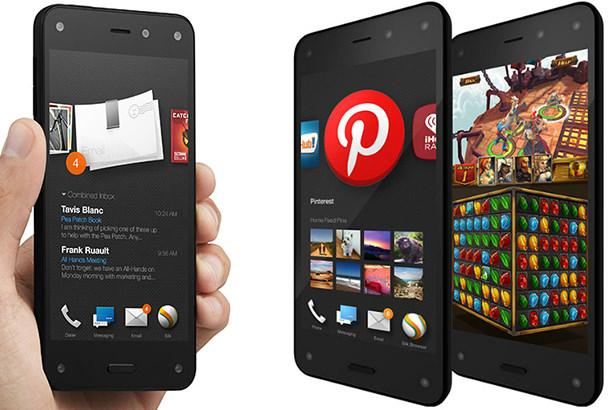 Amazon собирается удивить всех своим новым смартфоном Fire Phone 2