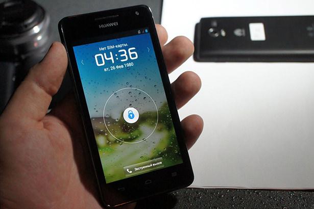За один год продажи смартфонов Huawei увеличились в 20 раз