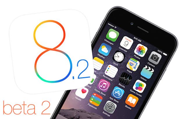 Apple выпустила iOS 8.2 Beta 2 для iPhone, iPad и iPod Touch
