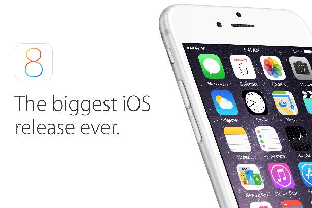 Финальная версия iOS 8.2 станет доступна для загрузки в следующий четверг