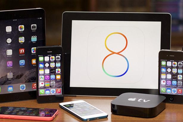 Apple перестала подписывать прошивку iOS 8.1