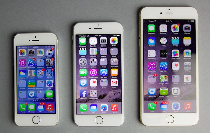 iPhone 5s iPhone 6 Iphone 6 plus