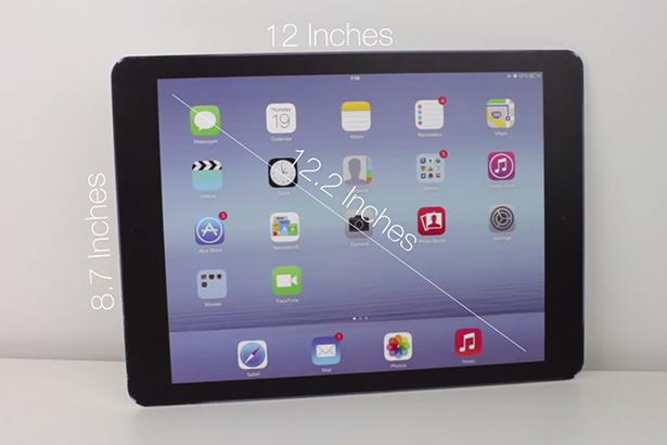iPad Air Plus сравнили с iPad Air 2, iPad mini 3 и другими устройствами Apple