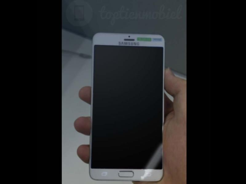 В сеть утекли характеристики флагмана Samsung Galaxy S6