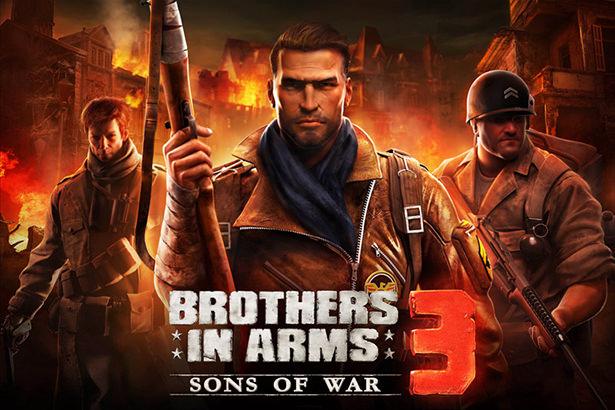 Состоялся релиз игры Brothers in Arms 3: Живущие войной в App Store и Google Play