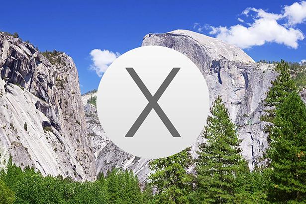 Система OS X Yosemite установлена на большую часть компьютеров Mac