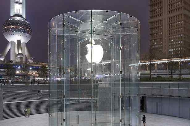 Apple откроет 5 новых магазинов Apple Store в Китае до конца февраля