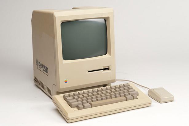 Ровно 31 год назад был представлен первый Macintosh