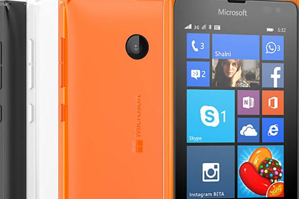 Microsoft анонсировала два бюджетных смартфона: Lumia 532 и Lumia 435