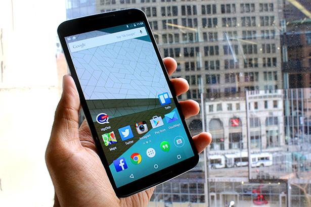 Apple помешала Motorola установить сканер отпечатков пальцев в Nexus 6