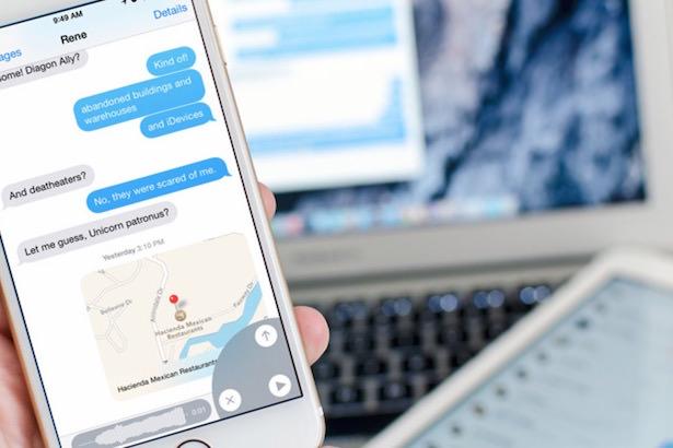 Сотовый оператор МТС ведет тестирование аналога iMessage и WhatsApp