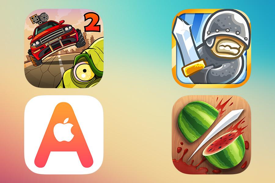Три хита магазина App Store временно стали бесплатными