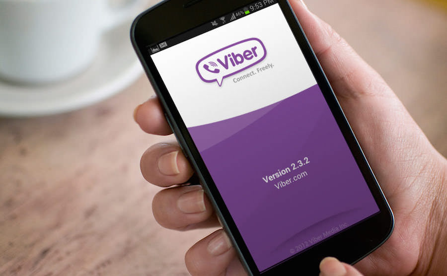 Viber iOS Android