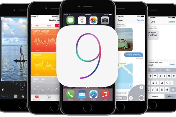 iPhone 6 на iOS 9 засветился в бенчмарке